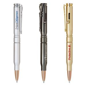 Bullet-II Bolt Action Ballpoint Pen